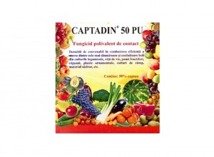 CAPTADIN 50 PU (WP)