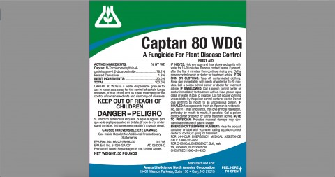 CAPTAN 80 WDG (WG)