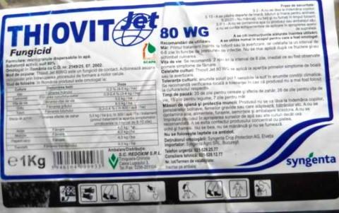 Thiovit Jet 80 WG