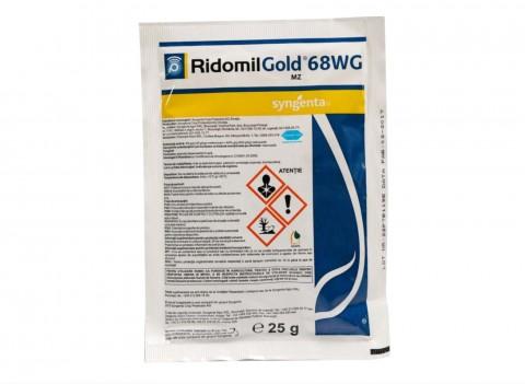Ridomil Gold MZ 68WG - Syngenta